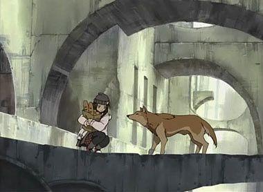 ANIME - Wolf's Rain 05070b5a